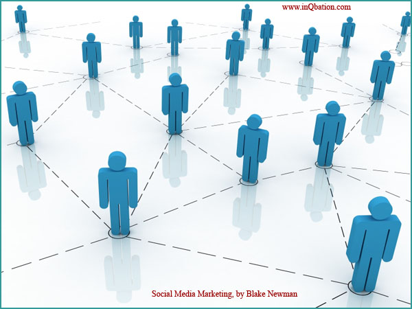 how to leverage facebook fan for social media markerting inqbation.com by Blake Newman