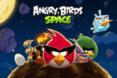 Poster of Angry Birds characters