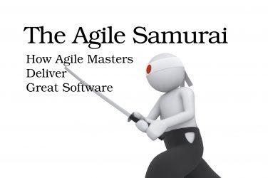 Book cover for the Agile Samurai