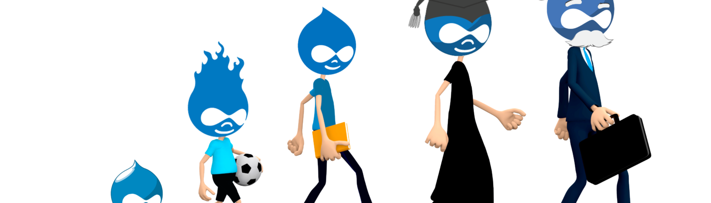 Converting Drupal 6 to 7 to 8