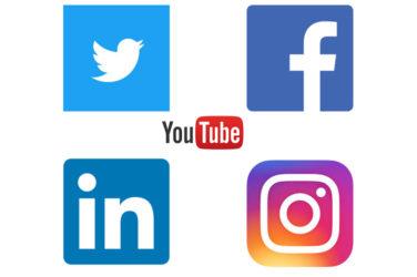 twitter facebook linkedin instagram youtube