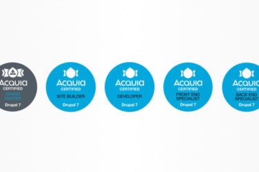 Acquia Drupal Certifications