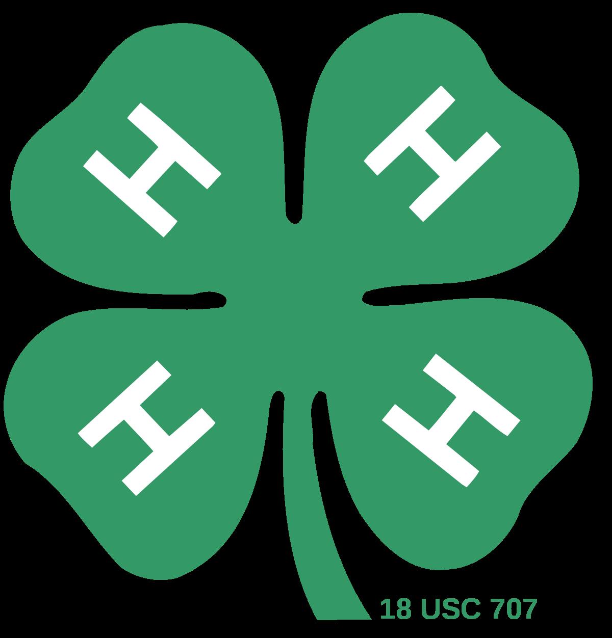 4-H logo national 4H council
