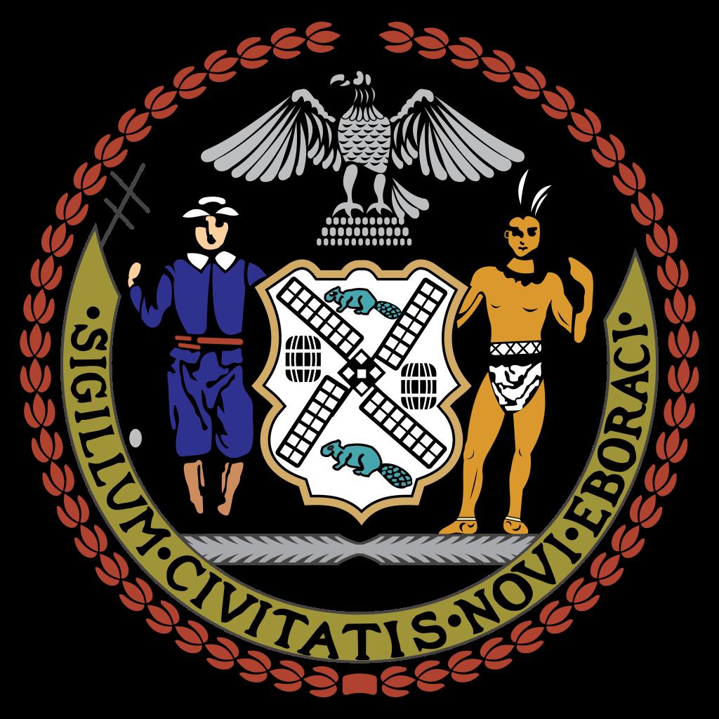 NYC comptroller logo seal