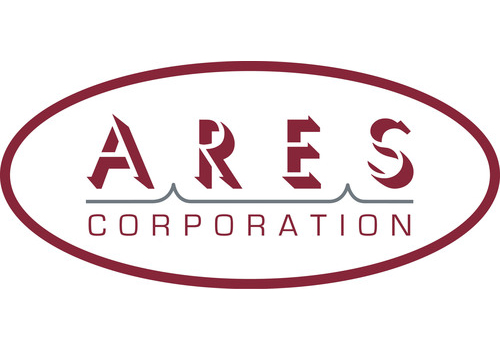 ARES Corporation Logo.