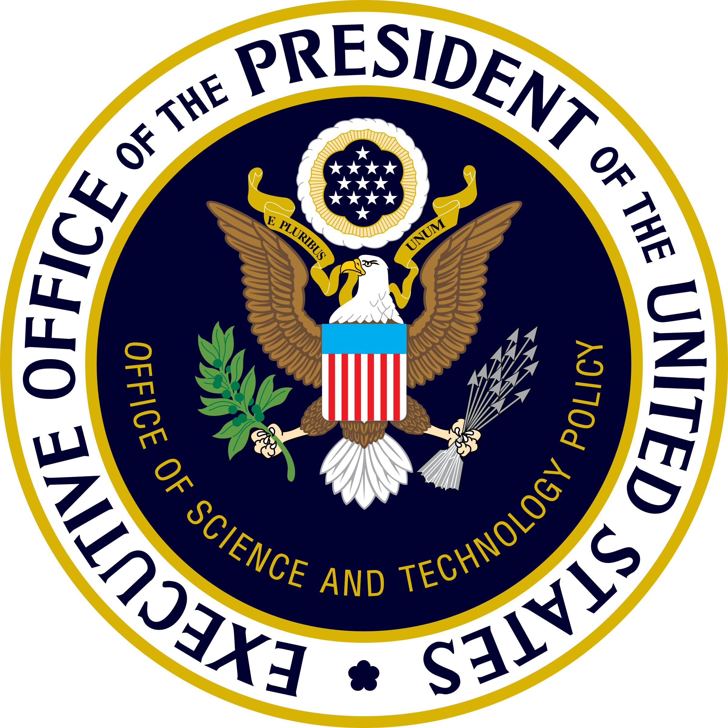 EOP executive office of the president seal logo