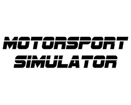 motorsport simulator logo