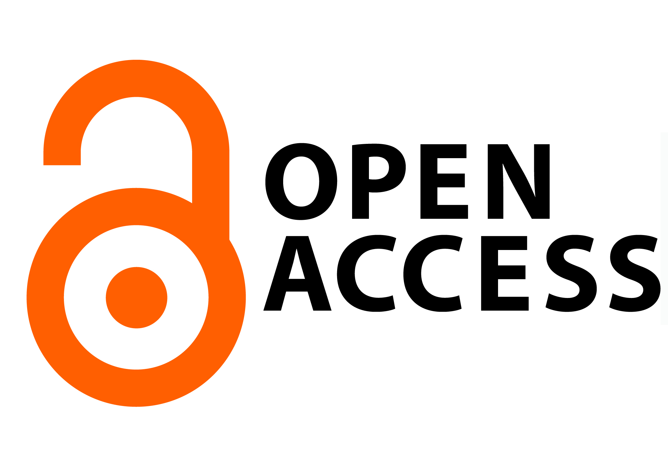 This image has an empty alt attribute; its file name is Open-Access-logo.jpg